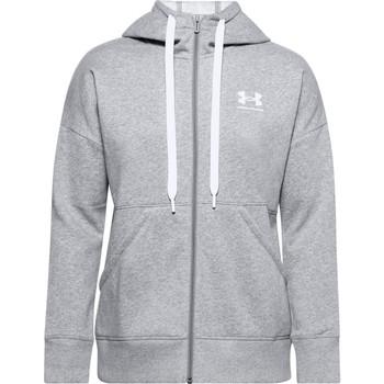 textil Dame Sweatshirts Under Armour UA009 Steel Grey/White Heather