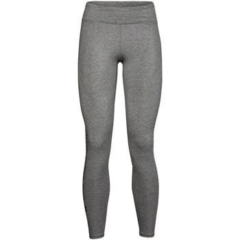 textil Dame Leggings Under Armour UA027 Carbon Heather/Black