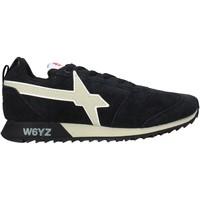 Sko Herre Lave sneakers W6yz 2014032 01 Sort