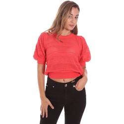 textil Dame Toppe / Bluser Gaudi 111BD53020 Rød