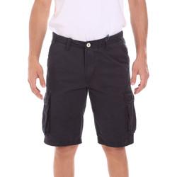 textil Herre Shorts Gaudi 111GU25042 Blå