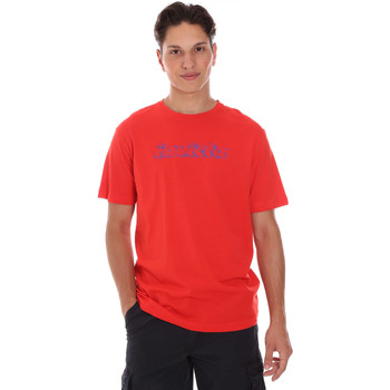 textil Herre T-shirts m. korte ærmer Invicta 4451242/U Rød
