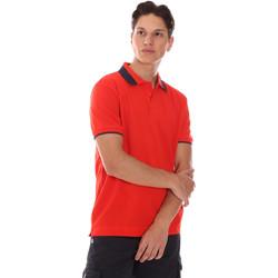textil Herre Polo-t-shirts m. korte ærmer Invicta 4452240/U Rød