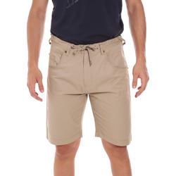 textil Herre Shorts Key Up 2P025 0001 Beige