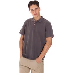 textil Herre Polo-t-shirts m. korte ærmer Museum MS21BEUPC06MO936 Brun