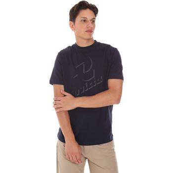 textil Herre T-shirts m. korte ærmer Invicta 4451241/U Blå