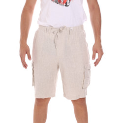 textil Herre Shorts Sseinse PB756SS Beige