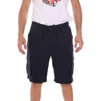 textil Herre Shorts Sseinse PB756SS Blå