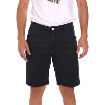 textil Herre Shorts Gaudi 111GU25043WH Blå