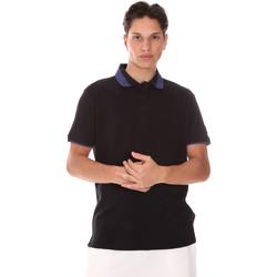 textil Herre Polo-t-shirts m. korte ærmer Invicta 4452240/U Sort