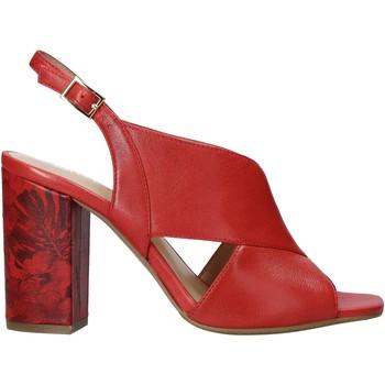 Sko Dame Sandaler Valleverde 48571 Rød