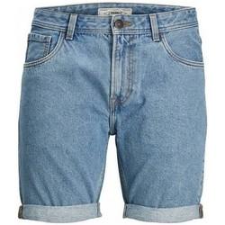 textil Herre Shorts Produkt BERMUDAS VAQUERAS HOMBRE  12172070 Blå