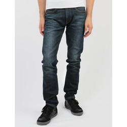textil Herre Smalle jeans Lee Luke L719PZUB navy