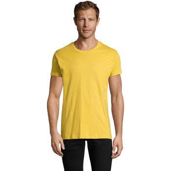 textil Herre T-shirts m. korte ærmer Sols REGENT FIT CAMISETA MANGA CORTA Otros