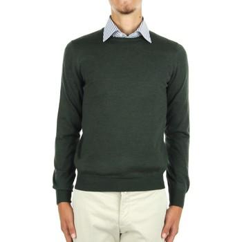 textil Herre Pullovere La Fileria 14290 55167 Green