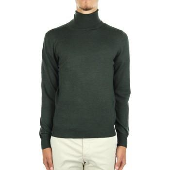 textil Herre Pullovere La Fileria 14290 55157 Green