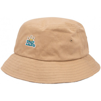 Accessories Herre Hatte Huf Cap crown reversible bucket hat Brun