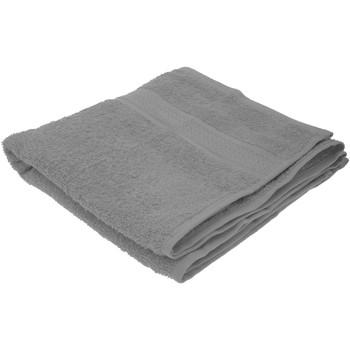 Indretning Håndklæde og badehandske Jassz 50 cm x 100 cm Grey