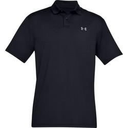 textil Herre T-shirts m. korte ærmer Under Armour UA006 Black/Grey
