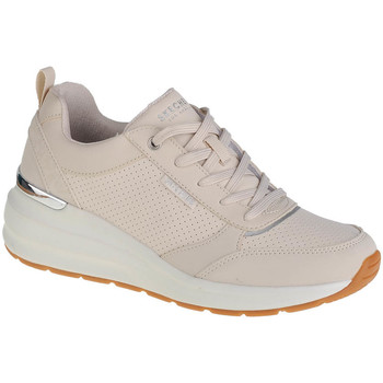 Sko Dame Lave sneakers Skechers Billion-Subtle Spots Hvid