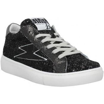 Sko Dame Lave sneakers Semerdjian 139095 Sort