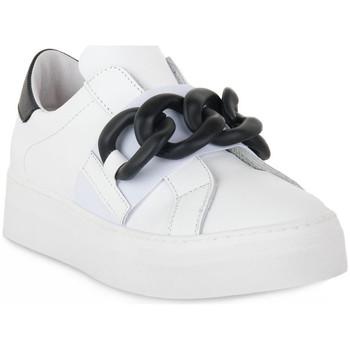 Sko Dame Lave sneakers At Go GO 4693 GALAXY BIANCO Bianco