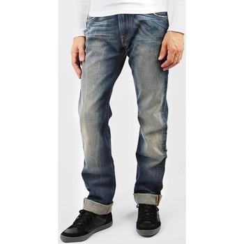textil Herre Lige jeans Lee Zed L71742RT blue