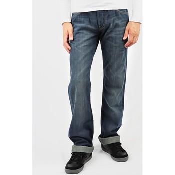 textil Herre Lige jeans Lee Dexter L707OECO blue