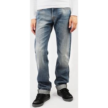 textil Herre Lige jeans Lee Blake L708CRCH blue