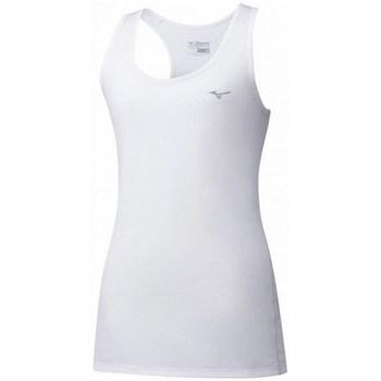 textil Dame Toppe / T-shirts uden ærmer Mizuno Impulse Core Tank Hvid