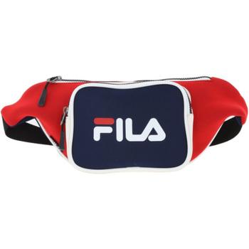 Tasker Bæltetasker Fila Waist Bag Scuba Blå