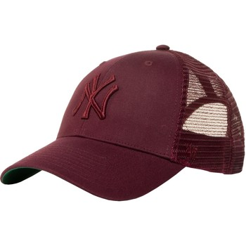 Accessories Kasketter 47 Brand MLB New York Yankees Branson Cap Bordeaux