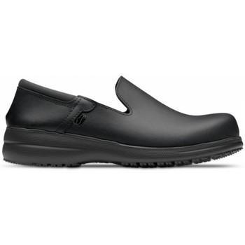 Sko Herre Slip-on Feliz Caminar Zapato Laboral SENSAI - Sort