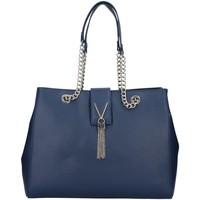 Tasker Dame Skuldertasker Valentino Bags VBS1R405G BLUE
