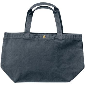 Tasker Shopping Bags By Jassz CA3923SCS Denim Blue