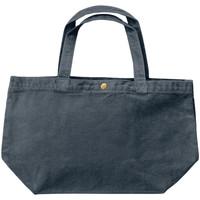 Tasker Shopping Bags By Jassz CA4631LCS Denim Blue