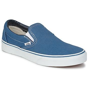 Sko Slip-on Vans CLASSIC SLIP ON NAVY