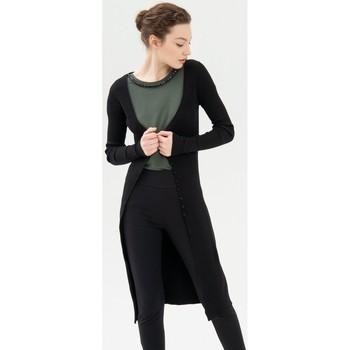 textil Dame Sweatshirts Fracomina FR21WT8003K41601 Farveløs