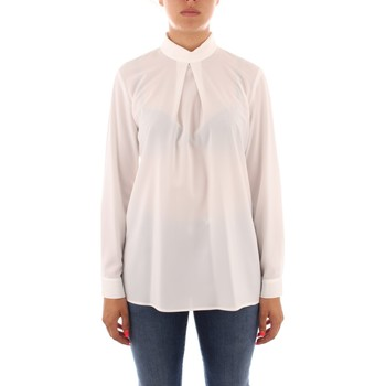 textil Dame Skjorter / Skjortebluser Emme Marella CAMPER WHITE