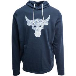 textil Herre Sweatshirts Under Armour UA Project Rock Terry Sort