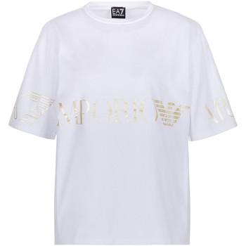 T-shirts m. korte ærmer Ea7 Emporio Armani  3KTT18 TJ29Z