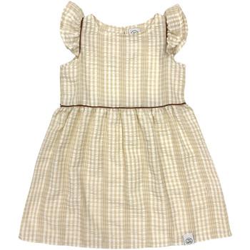 textil Pige Korte kjoler Naturino 6001014 01 Beige