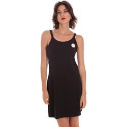 textil Dame Korte kjoler Fila 689302 Sort