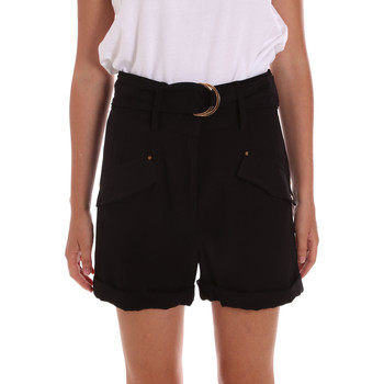 textil Dame Shorts Gaudi 111BD25033 Sort