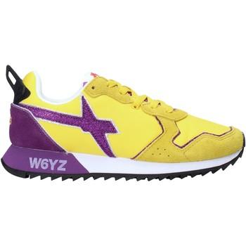 Sko Dame Lave sneakers W6yz 2013563 01 Gul