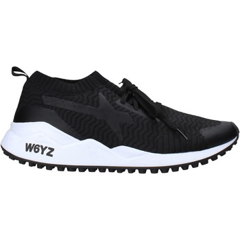 Sko Dame Lave sneakers W6yz 2014538 01 Sort