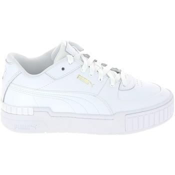 Sneakers Puma  Cali Sport Blanc