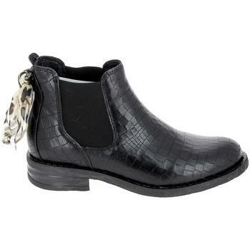 Sko Dame Støvler Goodstep Boots Rio Noir Sort