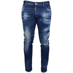 textil Børn Smalle jeans Dsquared  Blå