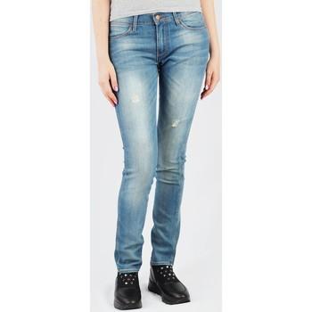 textil Dame Smalle jeans Wrangler Corynn W25FJJ59B blue